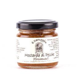 toller pfirsisch senf aus italien
