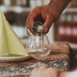 Tequila probieren und genießen