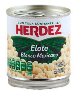 weiße maiskörner aus mexiko