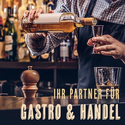 Ihr Partner für Gastronomie & Handel