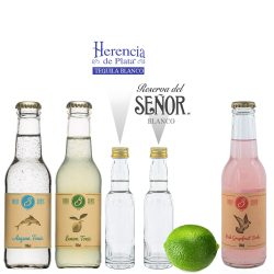 Tequila Blanco - Longdrink Set