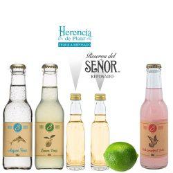 Tequila Reposado - Longdrink Set