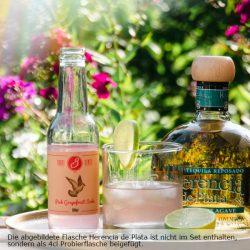 Paloma Longdrink mit Tequila Reposado gemixt!