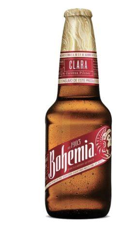 leichtes Bier aus Mexiko